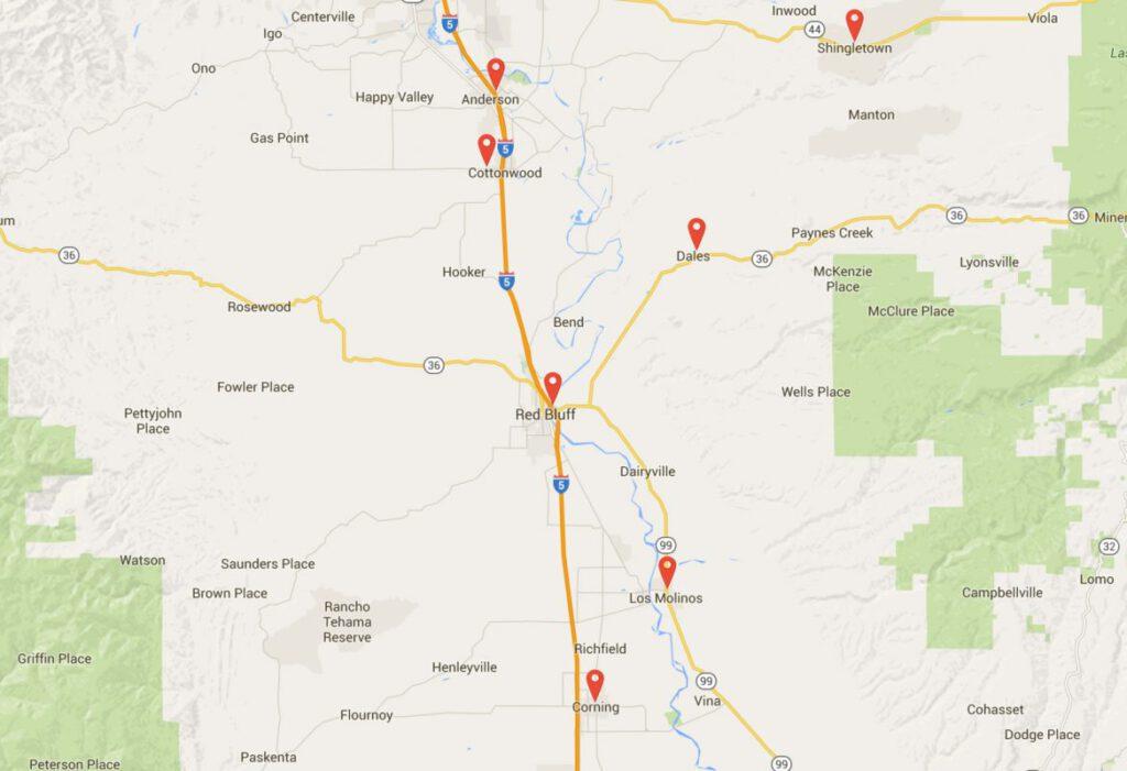 Northern Sacramento Valley Church Panting Strategy
